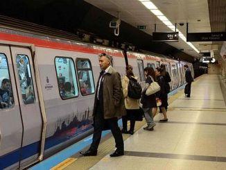 metro istanbul 2018 yilinda 663 milyon yolcu tasidi