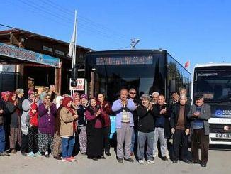 safak guzeloba altinova bus flights started