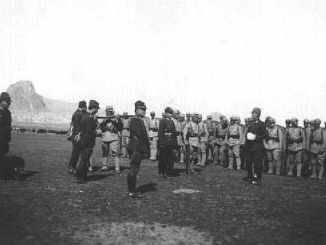 1 January 1920 Yahsihanda railway battalion was founded today