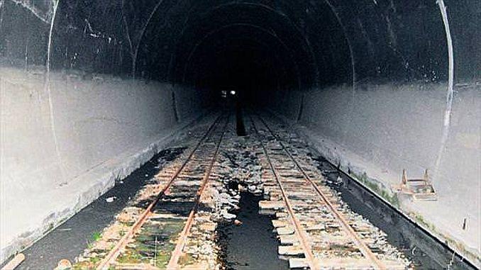 yillardir atil durumda olan ayas tunelinde kader zamani