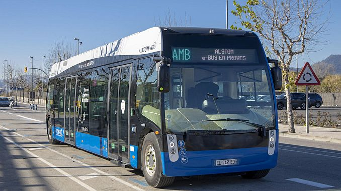 alstomun electric transport system in aptis