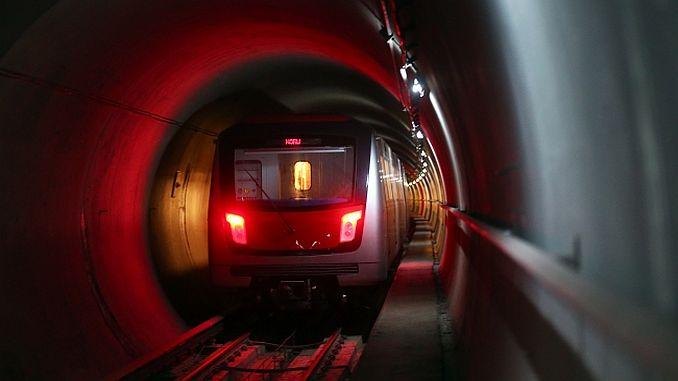 Ankara U-Bahn-Linien und Stationen