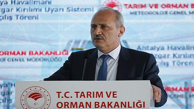 Turhan ist eines der größten globalen Transitzentren der Welt