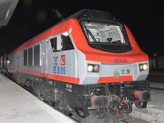 Baku Tiflis Kars Bahnlinie bietet Vorteile