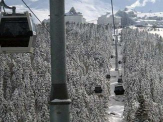 bursa uludaga will be lifted by cable car attention 2