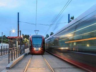 il progetto di linea tram 2 di casablanca è stato ammesso temporaneamente