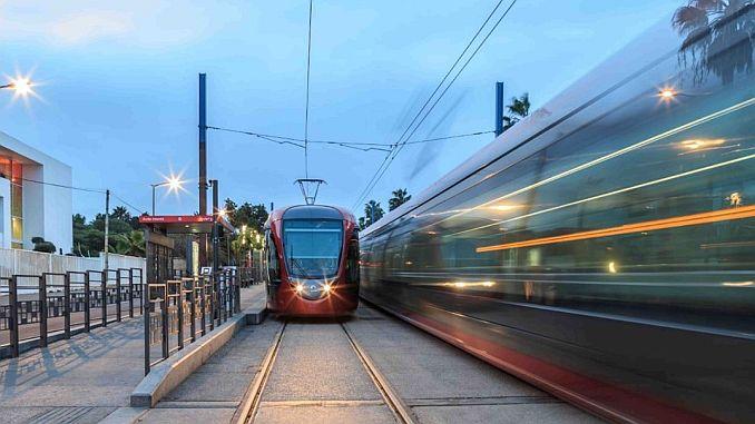 projet de ligne de tramway casablanca 2 fait une admission temporaire