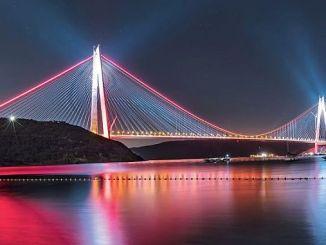 besit streef om Yavuz Sultan Selim brug