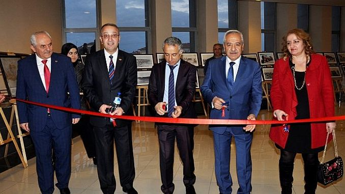 Hamidiye Hijaz Railway photo exhibition opened