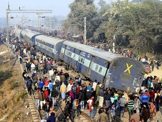 tragischer Zugunglück in Indien 7