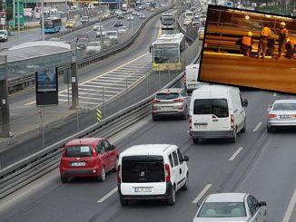 metrobus လမ်းကြောင်းပြောင်းလွယ်ပြင်လွယ်အတားအဆီး IBB