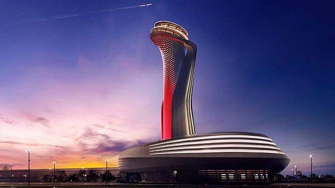 Aeropuerto británico de Estambul
