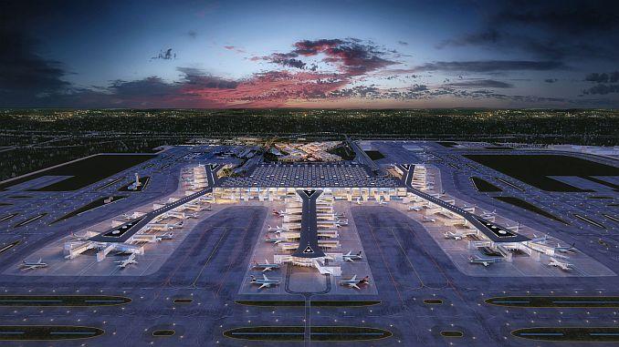 istanbul lufthavn parkeringsplads indtil april