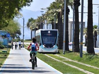 rail system investments in Izmir fall carbon emissions