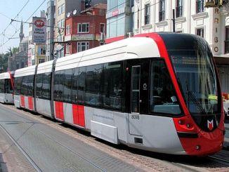 kabatas bagcilar τραμ στάσεις guzergahi surah