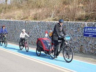 Kandirada fueron preparados en bicicleta en Europa.