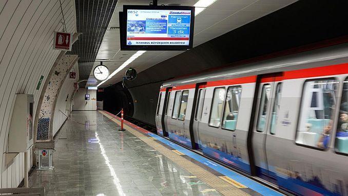 cherry olympic basaksehir metro stops and guzergahi