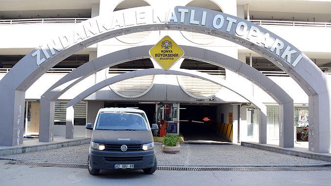 Parkplatzsuche in der Türkei Anwendung bietet Komfort für den Fahrer