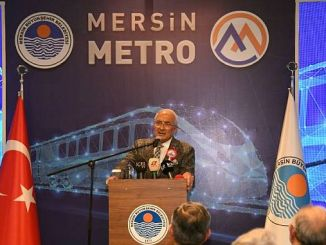 mersin metrosun meeting was realized