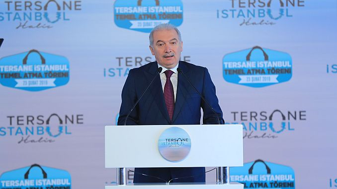 mevlut uysal shipyard istanbul will make the renaissance attraction center