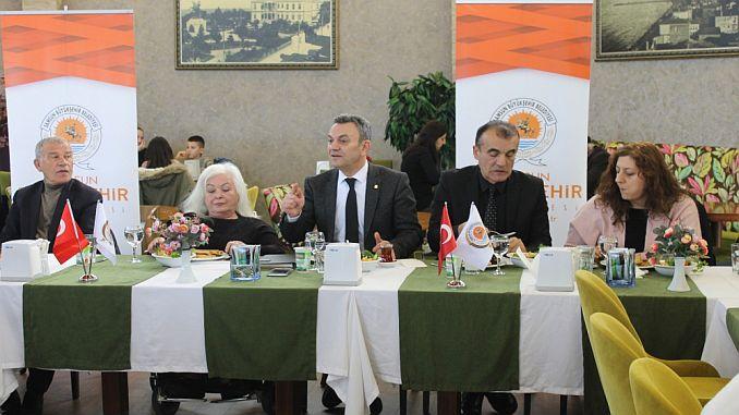 Samsun in Turkey, was a first gerceklesmesi disabled Umeda ukon