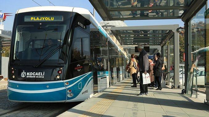 Der Sekapark-Straßenbahnservice beginnt morgen