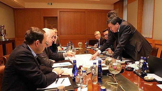 tcdd transporte la puissance des chemins de fer azerbaïdjanais 4