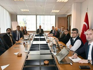tekirdag governor yildirim logistics center joined us board meeting