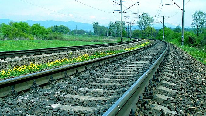 tokat ile turhal arasina yeni bir demiryolu geliyor