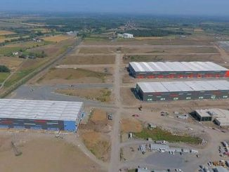 Tekkekoy logistics center will be a cop