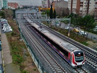 what is the expected gebze ring of marmaray