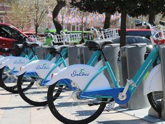 Bicicletas inteligentes en el servicio de inicio de Sakarya