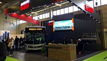 Anadolu Isuzu Attends UITP Stockholm Fair in Sweden - RayHaber