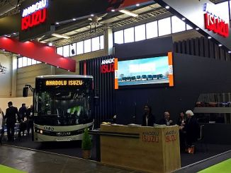 anadolu isuzu busbus participated in berlin fair with novociti life midibı