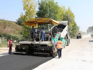 thousand tons of asphalt