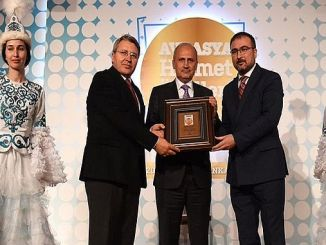 Minister Turhan Milliarden Liralik Investition gemacht