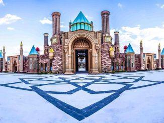 baskentin turist fabrikasi wonderland eurasia aciliyor