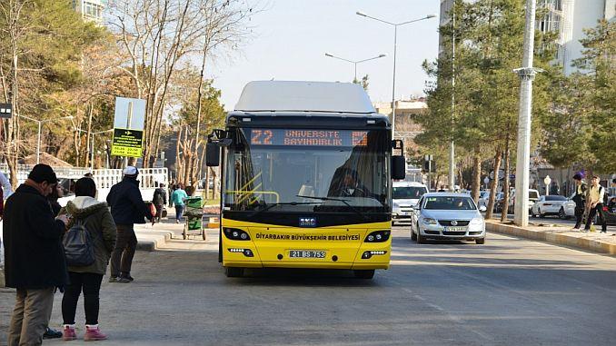 öffentliche Verkehrsmittel in die Nachbarschaft von Dagarasi