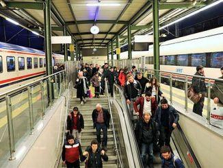 demiryolu yolcu haklari yururluge girdi