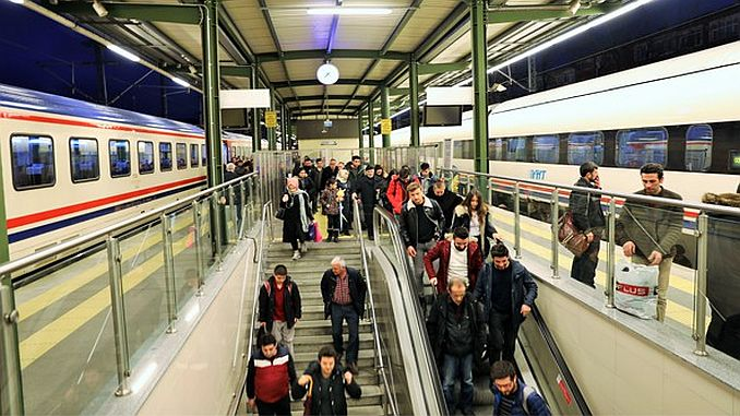 rechten van spoorwegpassagiers zijn aangegaan