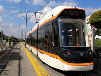Die Straßenbahnlinie des Eskisehir City Hospital wird morgen in Betrieb gehen