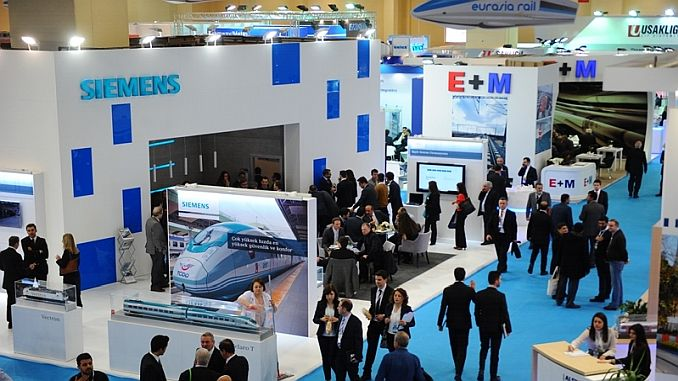 eurasia rail will host prominent guests and speakers