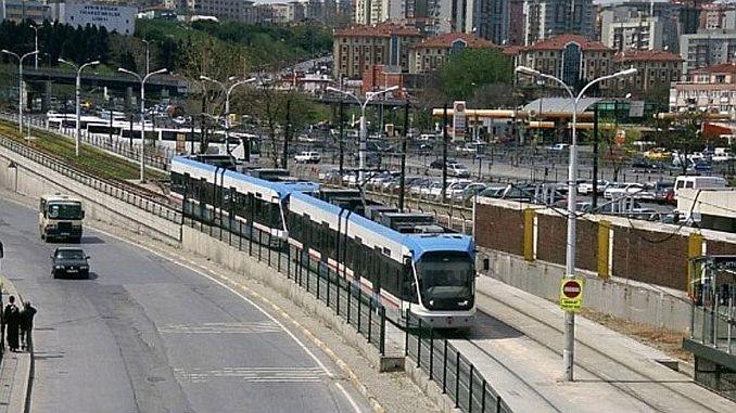 feshane bayrampasa tram line is not needed