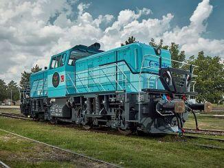 Hybridlokomotive wird tcddnin Kraft verleihen
