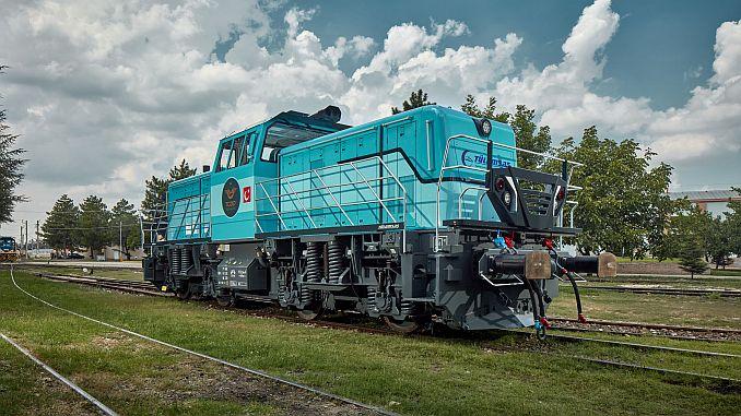 Гібридний локомотив додасть потужності до tcddnin