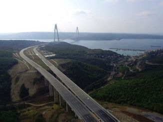 Istanbul to relax traffic north marmara highway opened