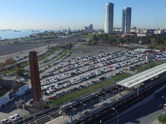 istanbulda noktada park et devam et uygulamasi hizmette