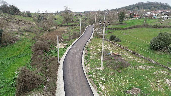 kandirada bay roads renewed