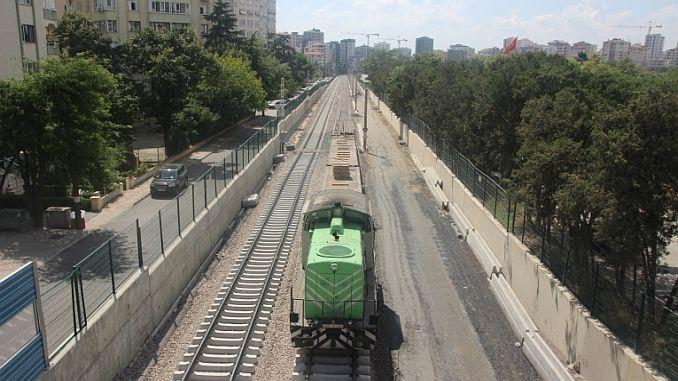Σταθμός Karakoy ως σταθμό ελέγχου των φρένων