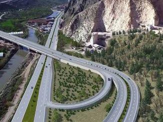 autoroutes trabzon à la ville de million TL